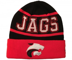 JAGS FASHION JACQUARD 100% WOOL CUFF KNIT by PACER