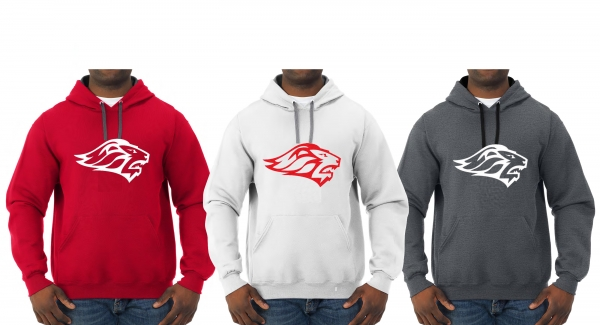 LIONS FASHION PULL OVER HOODIES by PACER