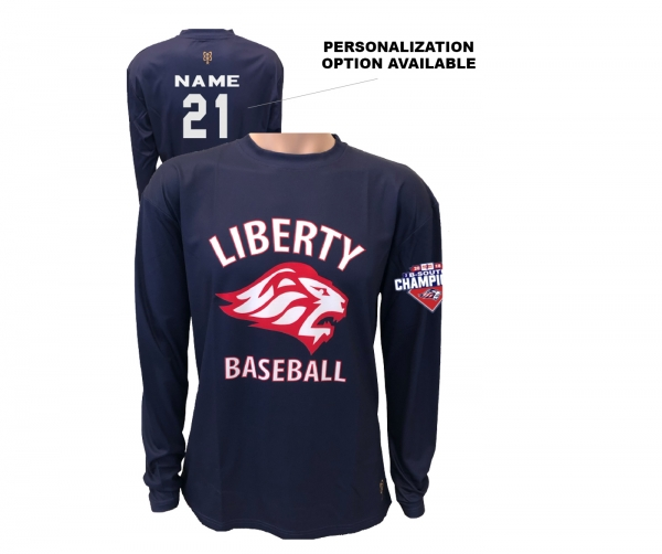 JLHS OFFICIAL B-SOUTH CHAMPS PERFORMANCE BP WARM-UP JERSEY  by PACER