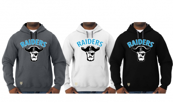 TOMS RIVER EAST RAIDERS PULL OVER HOODIES by PACER
