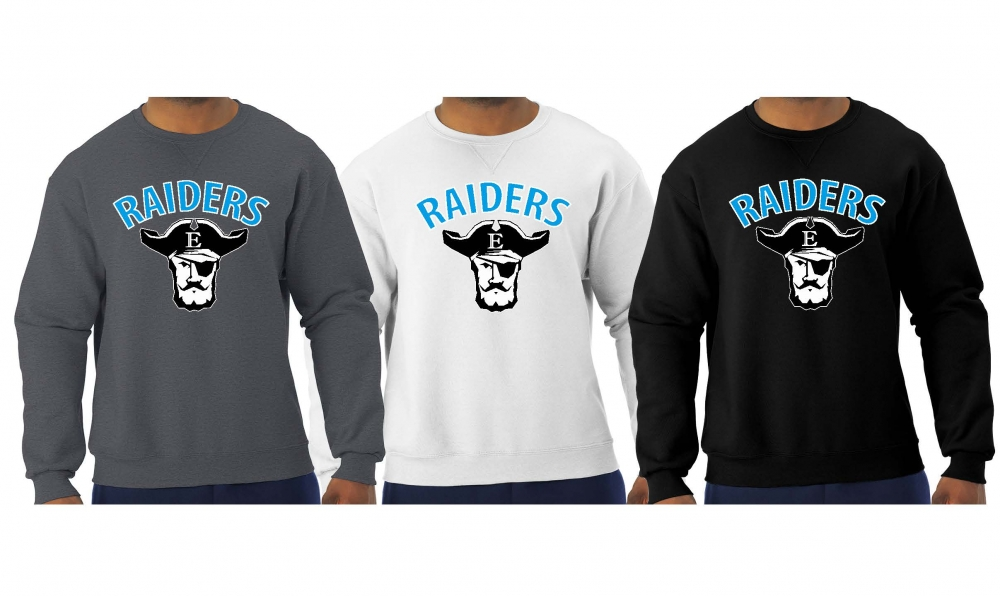 TOMS RIVER EAST RAIDERS CREW NECK FLEECE by PACER