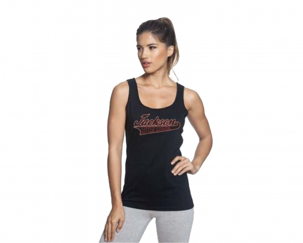 JLL LADIES OFFICIAL RHINESTONE LIGHTWEIGHT TANK TOPS by PACER