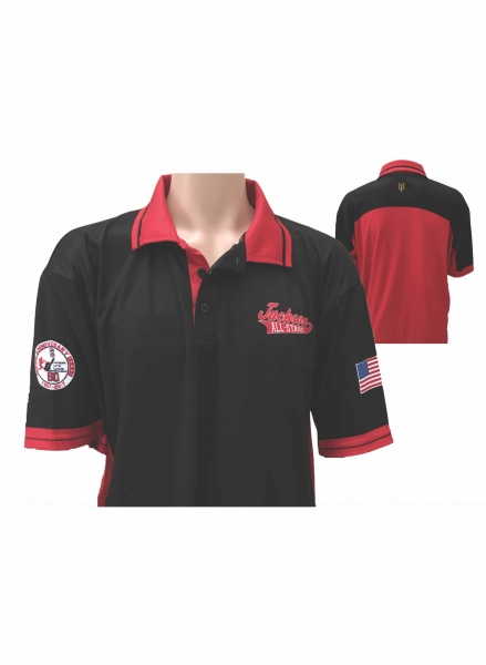JLL OFFICIAL ALL STAR SUBLIMATED PERFORMANCE POLO by PACER