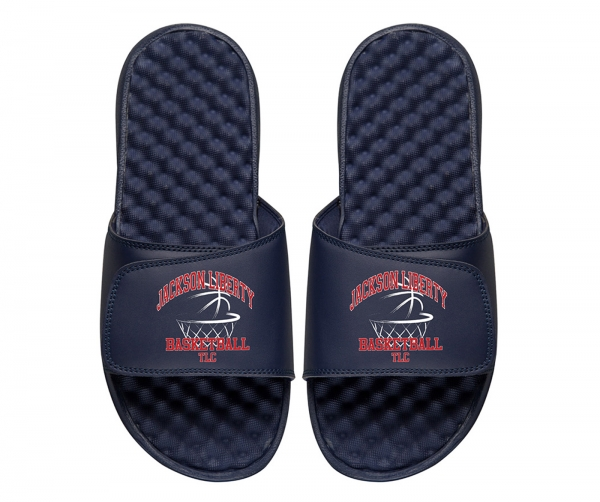JLHS BASKETBALL OFFICIAL SANDALS by I-SLIDE