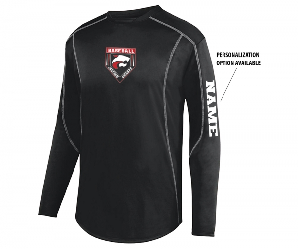 JMHS BASEBALL CREST PERFORMANCE FLEECE BP WARM UP by PACER