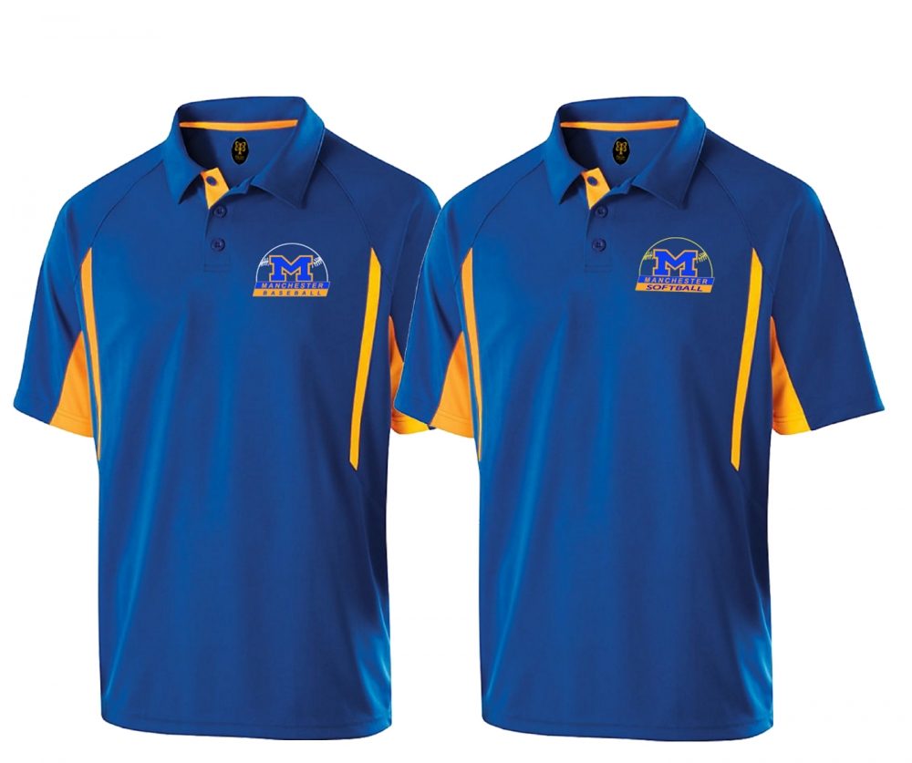 MLL OFFICIAL 2019 PERFORMANCE COACHES POLO by PACER