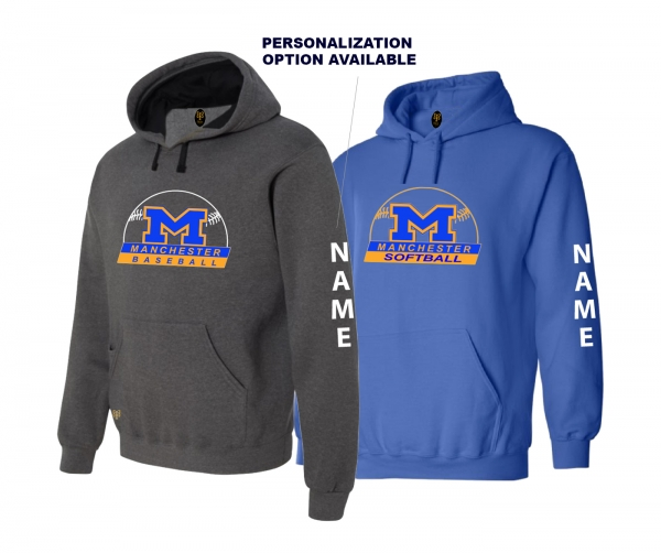 MLL OFFICIAL PULL OVER HOODIES by PACER