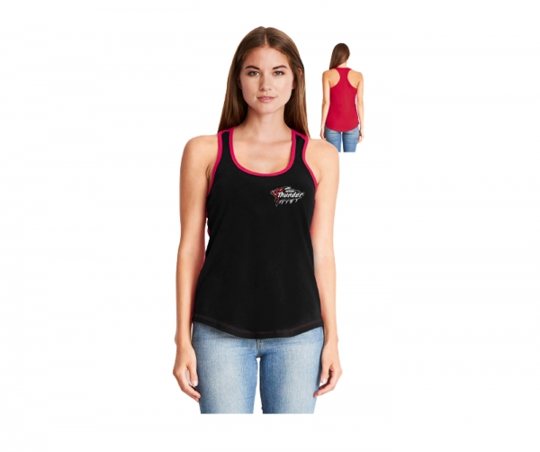 THUNDER OFFICIAL LADIES  RACER-BACK TANK TOPS by PACER