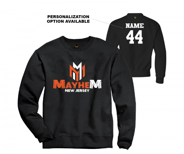 MAYHEM 2020 PLAYER FLEECE CREW by PACER