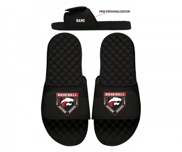 NEW!! 2020 OFFICIAL BASEBALL CREST SANDAL by I-SLIDE