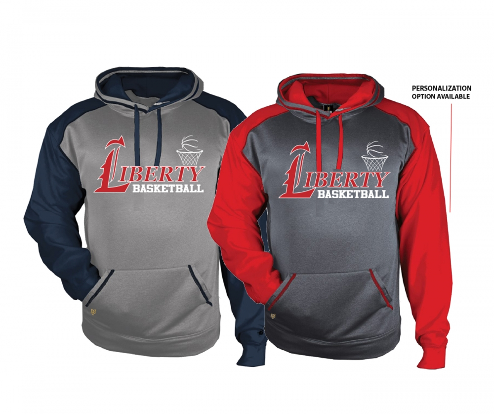 2020 JLHS BASKETBALL WORD-MARK PREMIUM FLEECE HOODIE by PACER