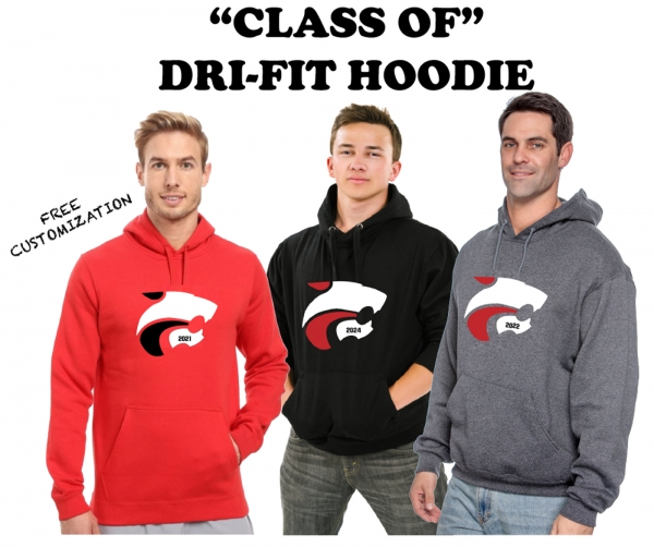 CLASS OF PULL OVER HOODIE by PACER