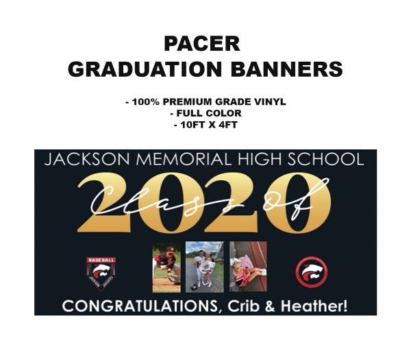 PREMIUM VINYL FULL COLOR BANNERS by PACER