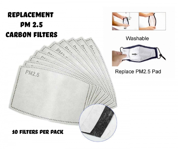 PACER PM 2.5 REPLACEMENT FILTER PACK by PACER