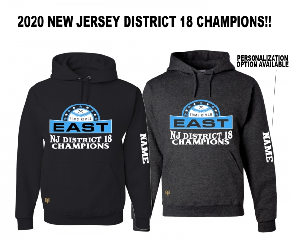 2020 TRELL DISTRICT 18 CHAMPIONSHIP HOODIE by PACER