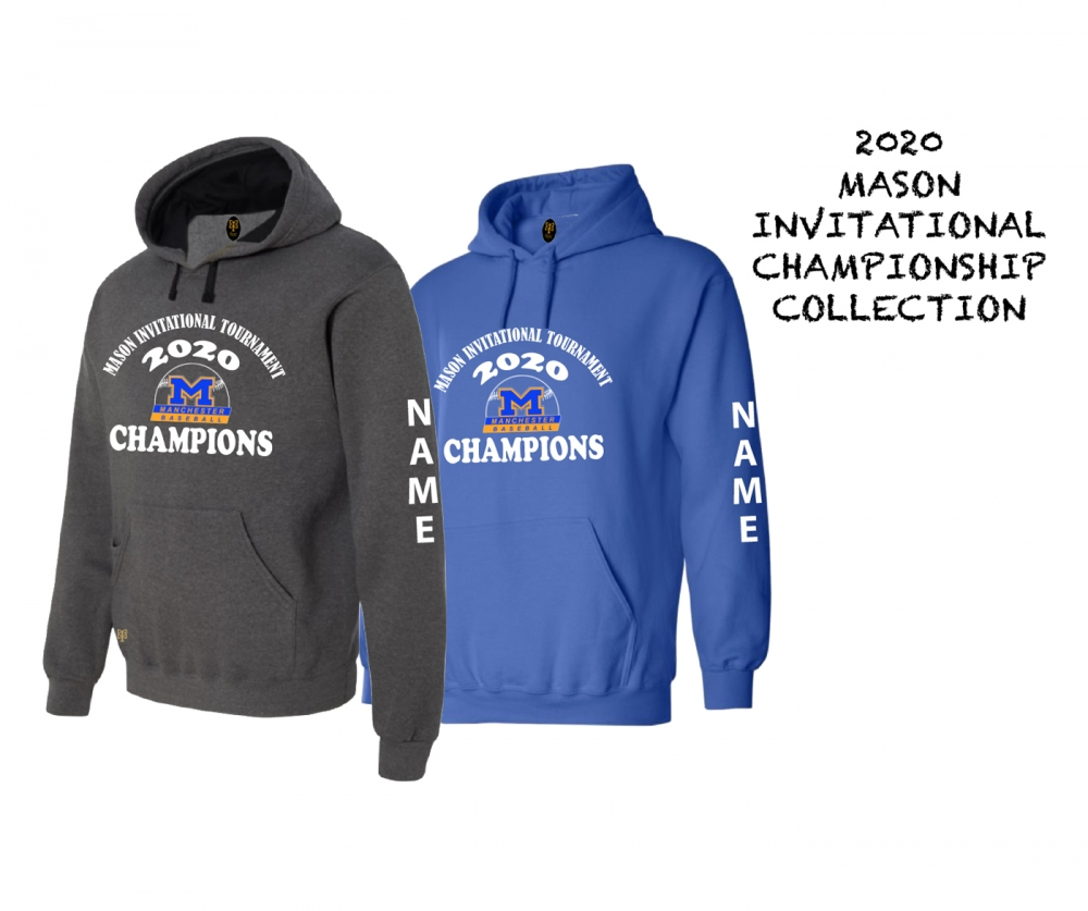 2020 MLL MIT CHAMPIONSHIP HOODIES by PACER