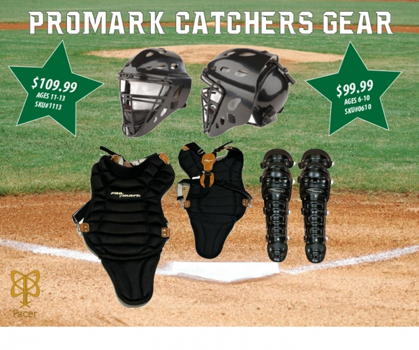 PROMARK CATCHERS KIT by PACER