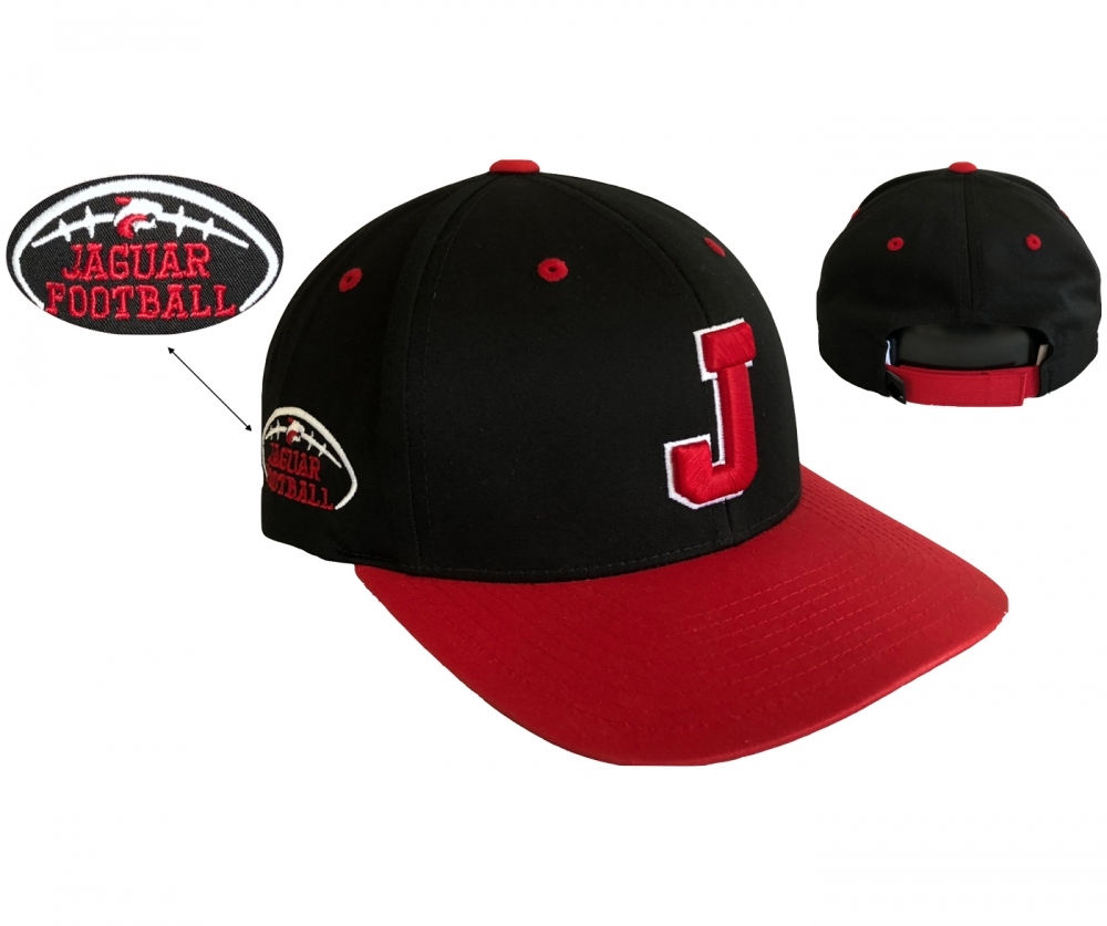JACKSON JAGUAR FOOTBALL  ADJUSTABLE CAP by PACER