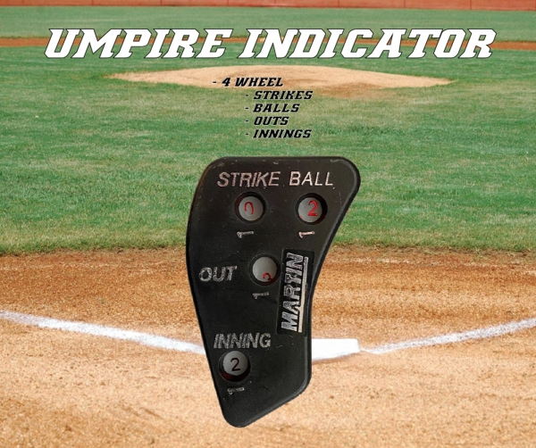 UMPIRE INDICATOR by Pacer