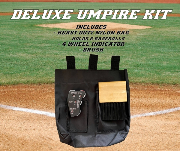 DELUXE UMPIRES KIT by Pacer