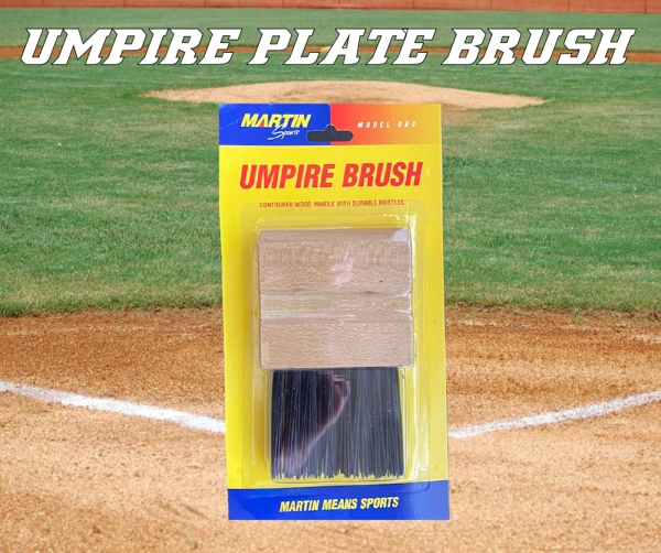 UMPIRE PLATE BRUSH by Pacer