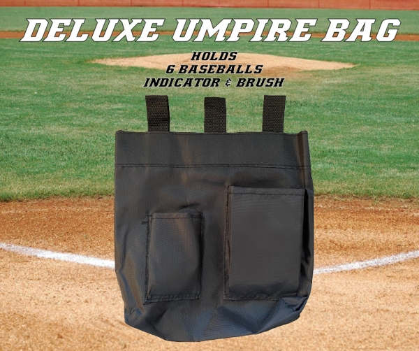 DELUXE UMPIRES BAG by Pacer