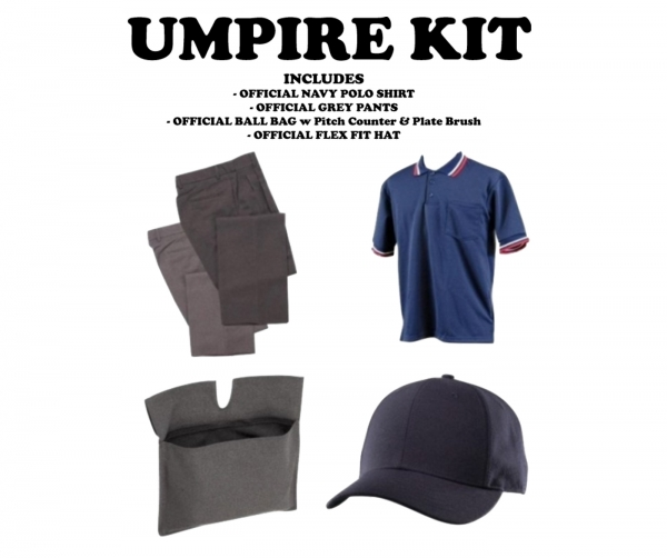UMPIRE STARTER KIT by Pacer
