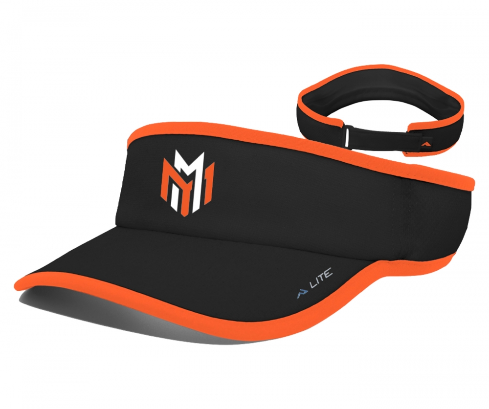 MAYHEM OFFICIAL  EMBROIDERED A-LITE PERFORMANCE VISOR by PACER